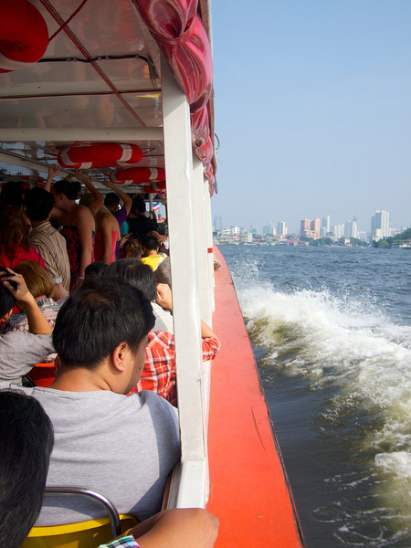 River Taxi in Bangkok